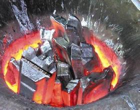 中频炉冶炼操作以及流程分析