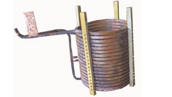 感应技术发展中的细节:中频炉线圈烧坏的原因 1