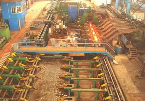 连轧钢管厂热处理生产线 2