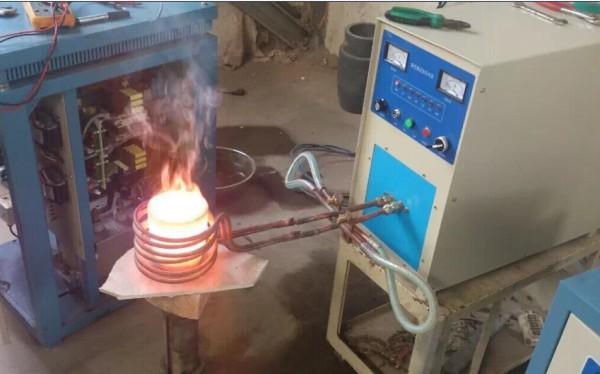 中频炉、中频电炉铸铁生产安全规定 1