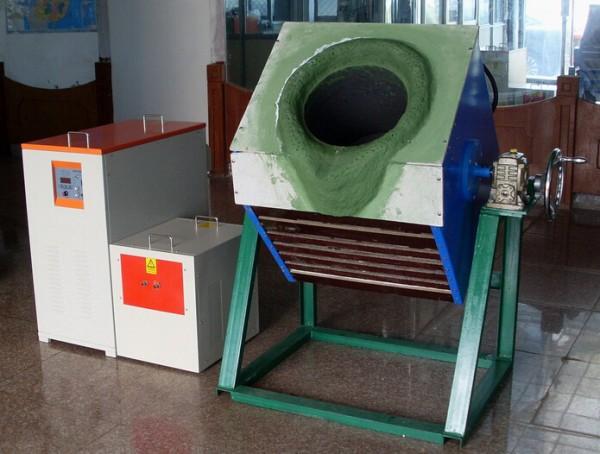IGBT中频炉VS传统中频熔炼炉 1