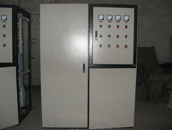 1300kW铝锭感应加热炉技术参数及原理 1