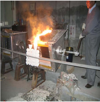 中频炉熔炼铸造铁的节电措施 1
