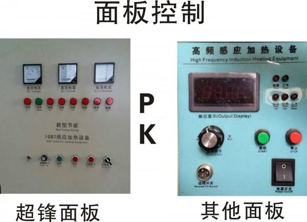 超锋CF-200KW中频炉及产品运用 8