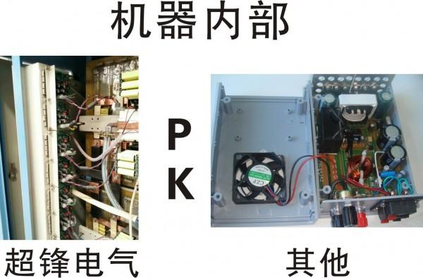 超锋超锋CF-300KW中频炉及产品运用 9
