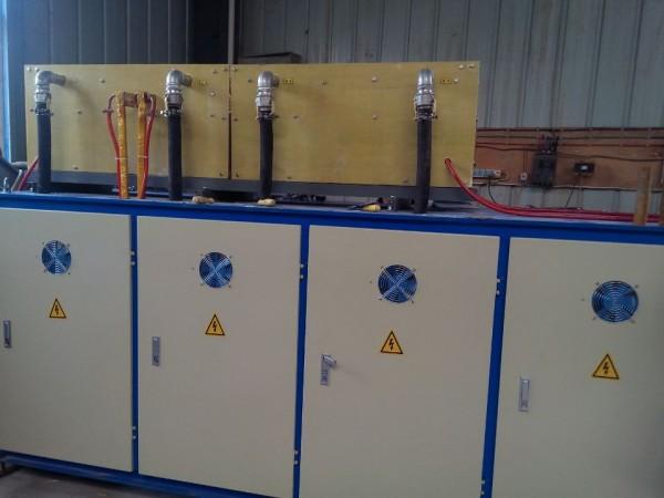 小棒料中频炉透热锻造生产厂家 1