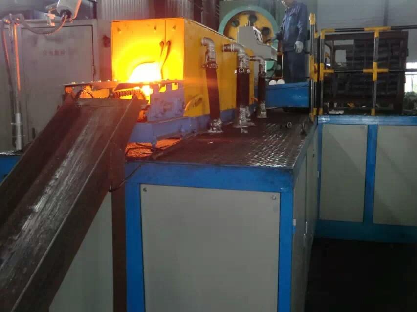 小棒料中频炉透热锻造生产厂家