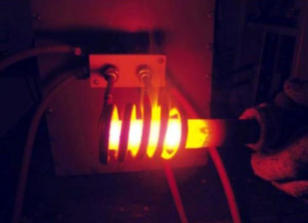 中频炉进行金属棒料透热锻造的优势 2
