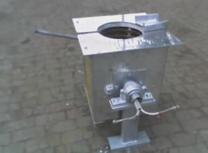 中频电炉管道防腐涂装生产线工艺