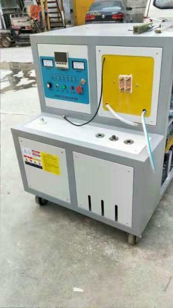 恭贺:超锋电气自动化轻便型铆钉加热专用设备调试成功,投入使用 2