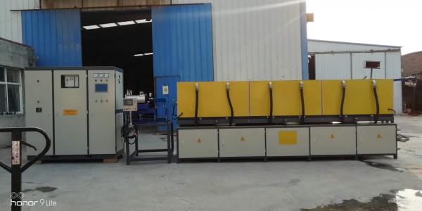 紧固件透热锻造设备中频透热锻造炉超锋受到欢迎