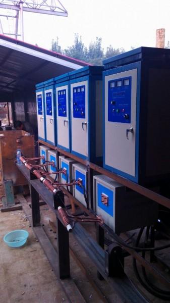 超锋钢筋喷锌生产线钢筋喷锌加热设备知识详解 3