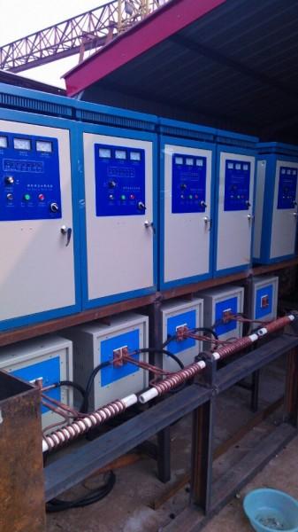 超锋钢筋喷锌生产线钢筋喷锌加热设备知识详解 2